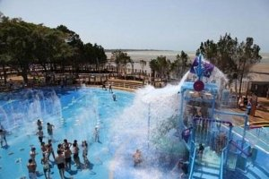 Accessible waterpark